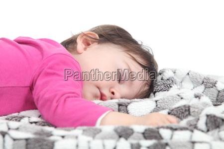 traum weich traeumen baby saeugling schlaf